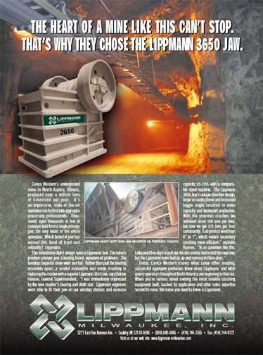 3650 Jaw Crusher pdf preview pic