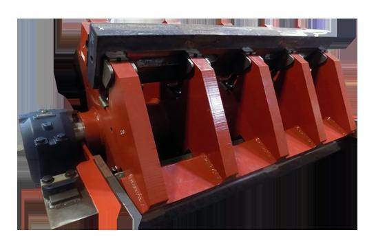 premium shaft rotor