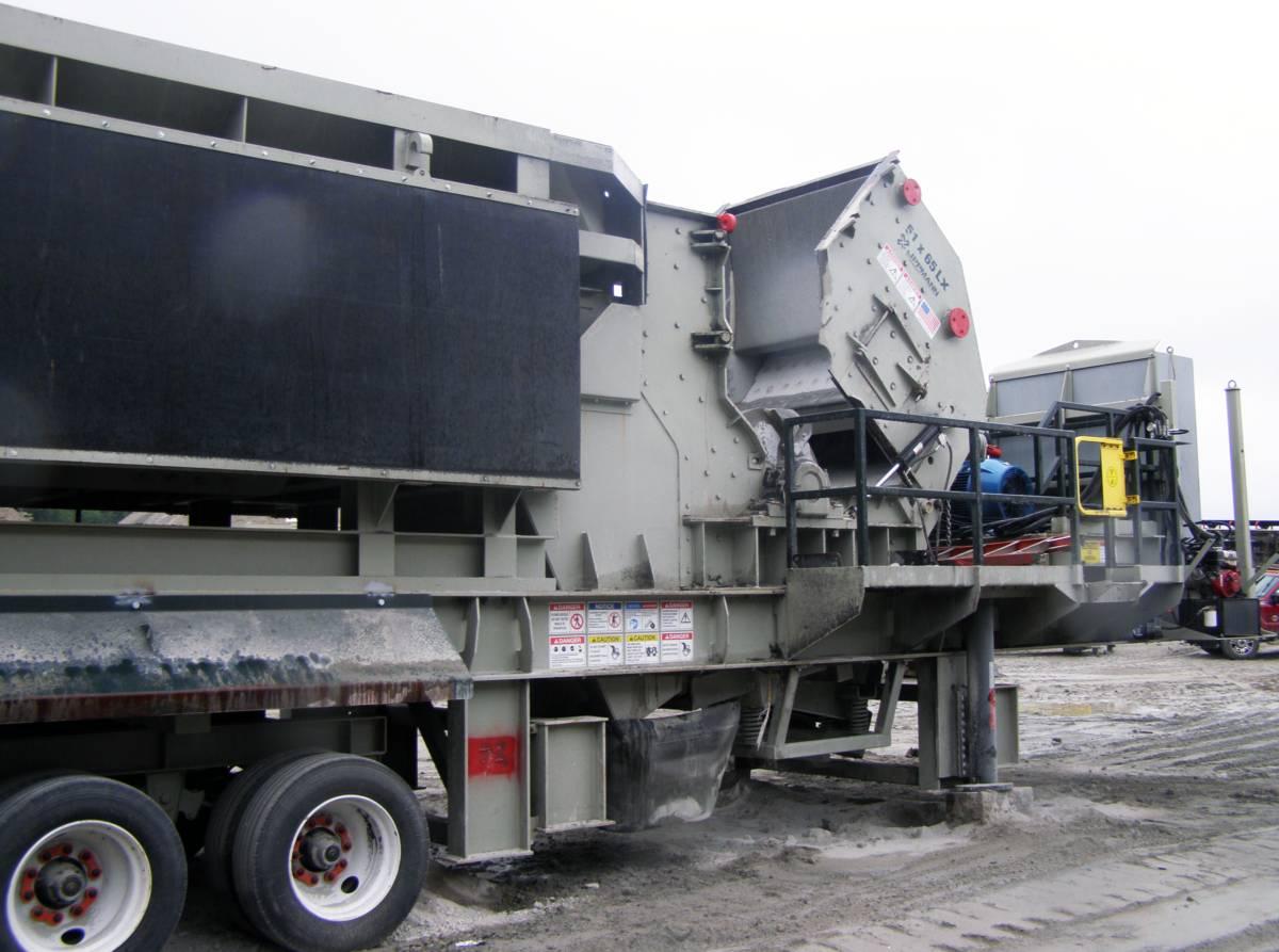 5165lx impactor plant